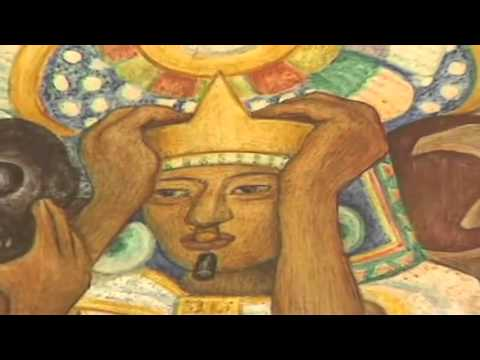 The Aztec - ( Mesoamerica ) - Pre-Columbian Style Music.