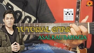 Video Tutorial Gitar Armada - Asal Kau Bahagia [Full Intro, Petikan & Melodi By Sobat P] download MP3, 3GP, MP4, WEBM, AVI, FLV Januari 2018