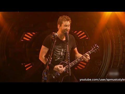 Nickelback - Someday - AXS TV 'Red Rocks Amphitheatre' 2017