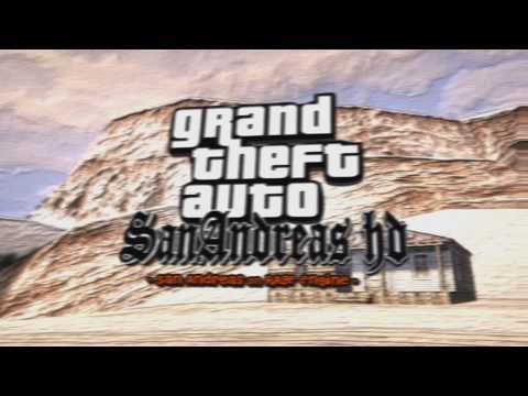 San Andreas on Rage Engine Trailer