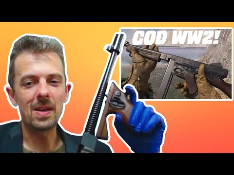 Weapons Expert Breaks Down Tommy Gun Clips From Games