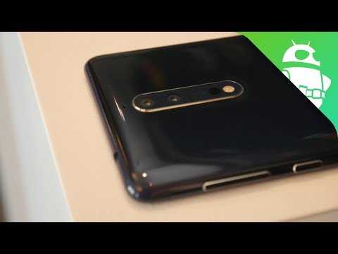 Nokia 8 Hands-On: The First Android Nokia Flagship