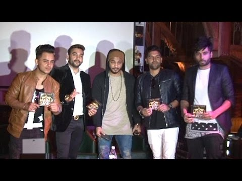 In conversation with rapper:singer Raftaar & Fazilpuria on : NewspointTV