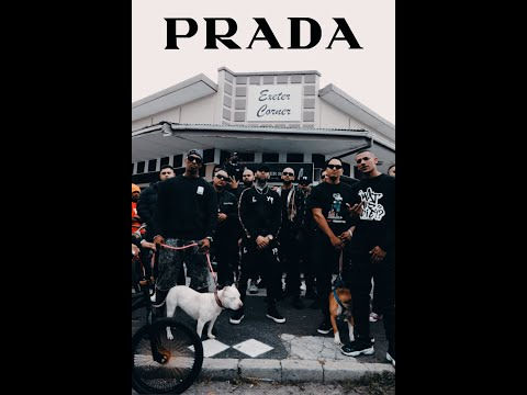 PRADA - Chad Da Don (Official Video) feat YoungstaCPT