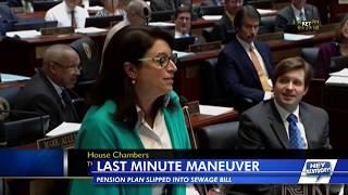Kentucky House Passes Pension Bill