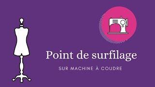 Machine Janome DC4030 : https://amzn.to/2DHEzAg Point utilisé : point de surfilage 6, avec le pied M Mon blog de couture : https://www.blog-couture-facile.fr/