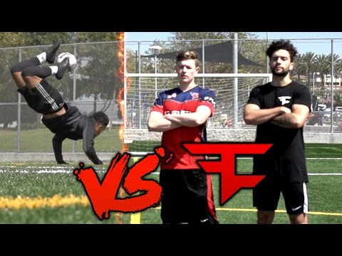 INTENSE 2 vs 2 BATTLE! F2FREESTYLERS VS FAZE CLAN