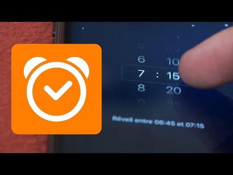 L'App qui vous réveille au bon moment - Sleep Cycle