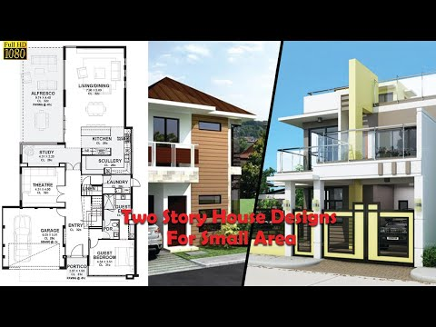 Small 2 Level Modern House Youtube
