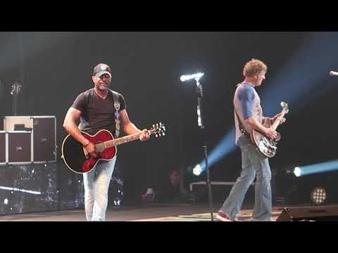 Hootie & The Blowfish - Hold My Hand - Group Therapy Tour - Columbia, S.C. 9/11/19