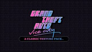 Grand Theft Auto Vice City: A Classic Texture Pack...