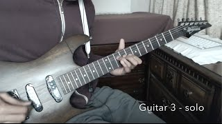 Aerosmith - Dream on Guitar Cover HD