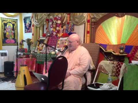 Part 2 BV Bhagavat Maharaj South Ozone Park Queens