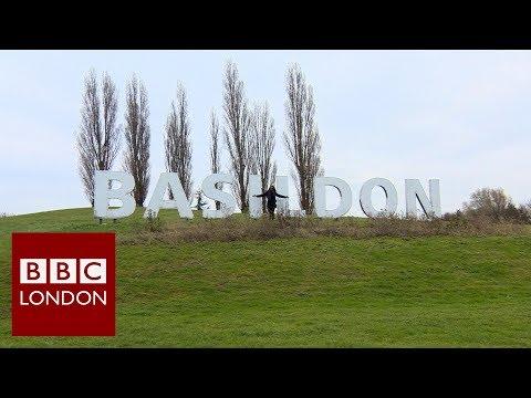 Rebranding Basildon – BBC London News