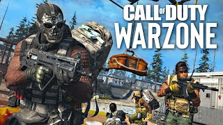 Call of Duty WARZONE Live Gameplay! (New Battle Royale)