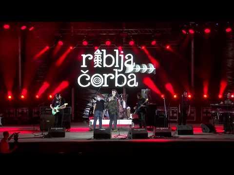 RIBLJA ČORBA - koncert u Novom Bečeju
