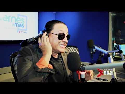 X96 3 Entrevista con Elvis Crespo