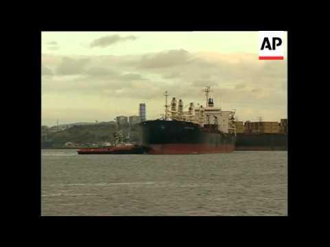 WRAP Liberty Sun, USS Bainbridge arrive ADDS more