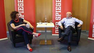 DER SPIEGEL live: Vermögen hat etwas mit Verantwortung zu tun