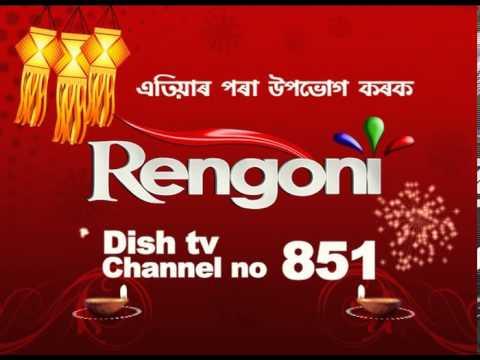 RENGONI ON DISH TV