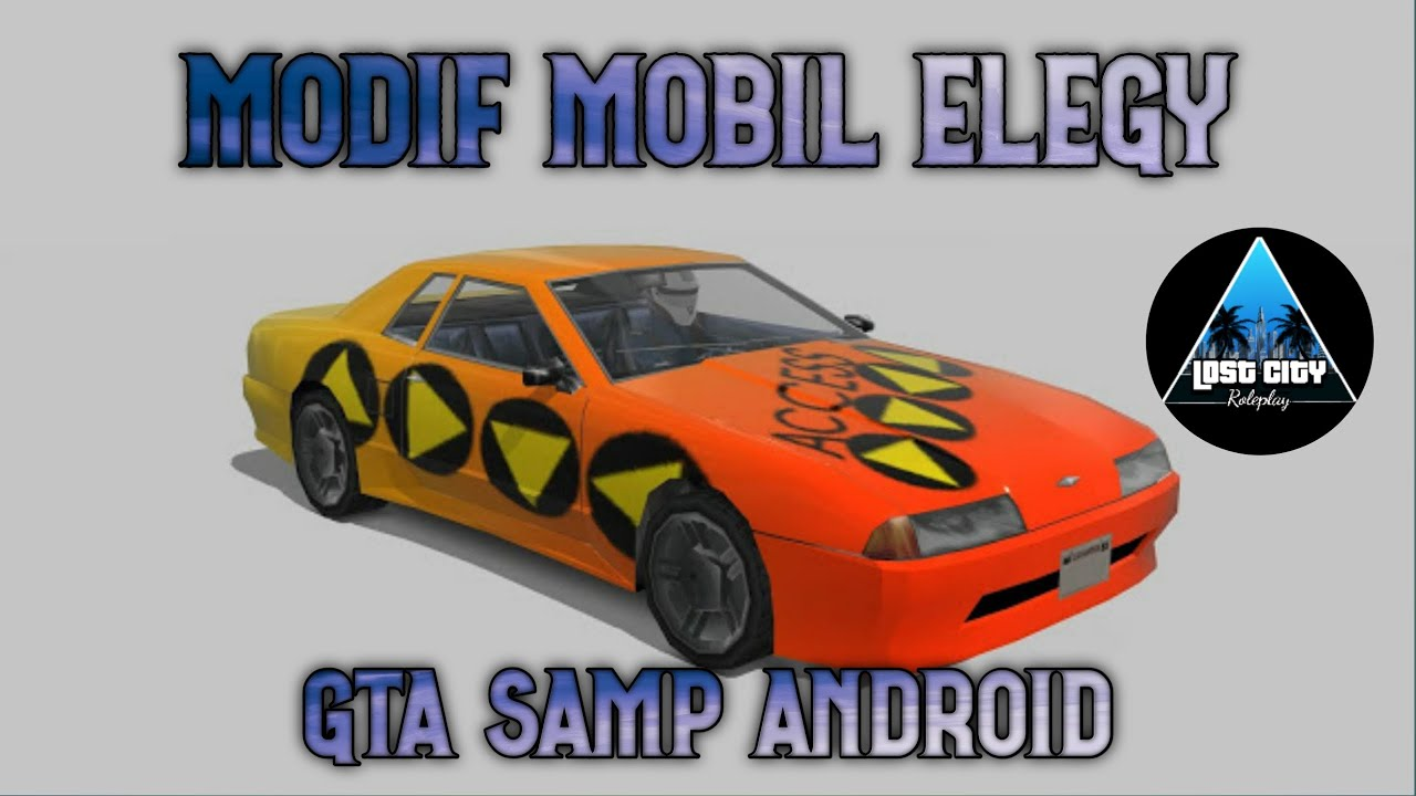 8600 Mod Modif Mobil Gta Sa Android Terbaru