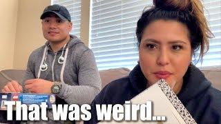 That was weird...Vlogmas 16