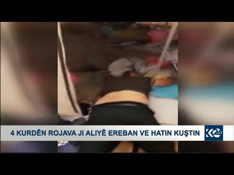 Li Yûnanê penaberên Ereb ên Sûrî 4 penaberên Kurd kuştin