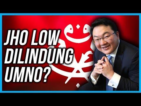 MENGAPA UMNO PERTAHANKAN JHO LOW?