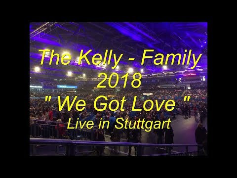 The Kelly Family in Stuttgart, 10.2.2018