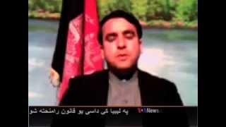 AHMAD ZIA ABDULZAI VIA SKYPE