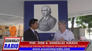 ENTREVISTA DR. JOSE ANTONIO GONZALEZ JURADO