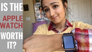 Normal Person's Review on the Apple Watch Series 1 | smileswithmuskaan