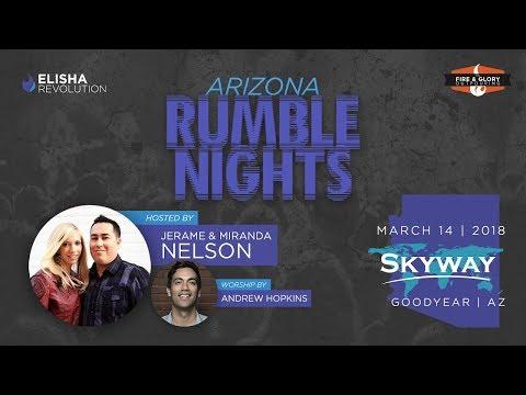 Night 569  Jerame Nelson  March 14, 2018