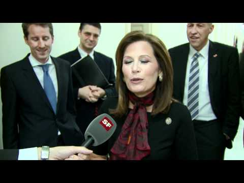 Interview Michele Bachmann on Swiss Citizenship - extended version