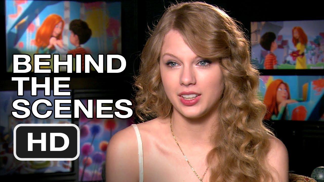 Dr. Seuss' The Lorax - Taylor Swift Featurette (2012) HD Movie ...