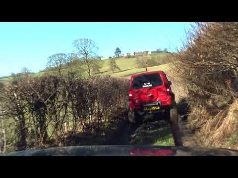 RocketMav Lane003a Gwyddelwern North Wales 25Mar18