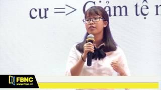 FBNC - Cuộc thi sinh viên biện luận 2017 - Đại học kinh tế TPHCM - Tập 1 (Phần 2)