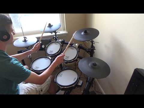 Despacito Ft. Daddy Yankee/Justin Bieber - Luis Fonsi Drum Cover Roland TD-25KV