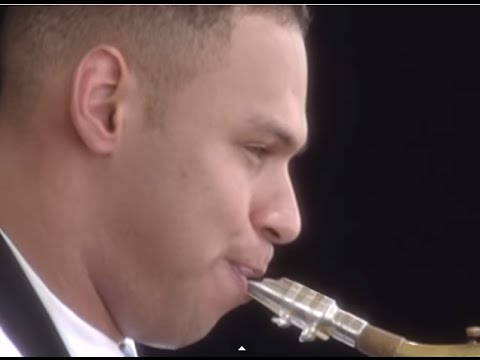 Joshua Redman - Just In Time - 8/14/1993 - Newport Jazz Festival (Official)