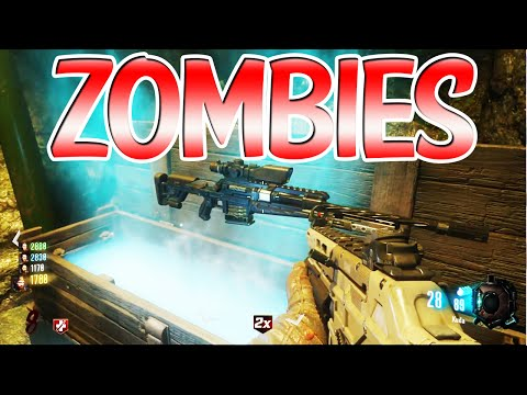ZETSUBOU NO SHIMA Early Gamplay! - Black Ops 3 ECLIPSE DLC (BO3 Zombies)