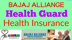 Bajaj Allianz Health Guard Policy Review | Bajaj Allianz Health Insurance Plans