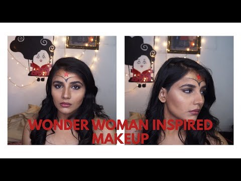 Gal Gadot Wonder Woman Inspired Makeup Tutorial | The Contour Culture