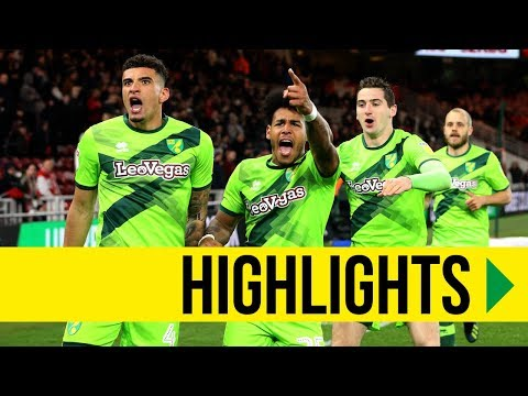 HIGHLIGHTS: Middlesbrough 0-1 Norwich City