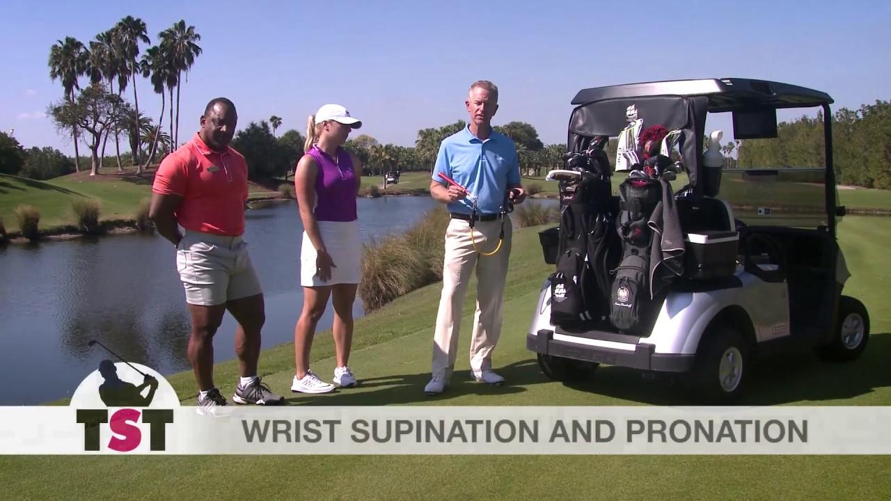 TST: Wrist Supination & Pronation Exercises