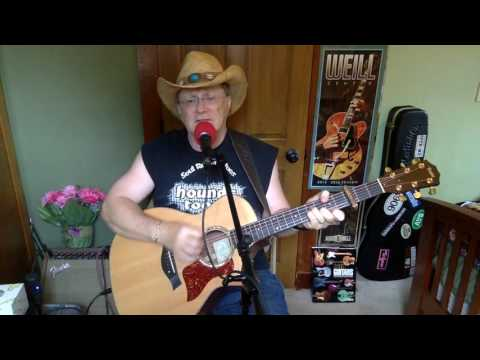 962b -  Lucille -  Kenny Roger vocal & acoustic guitar cover & chords