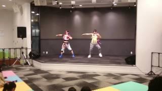 I LOVE DANCE@流山おおたかの森S.C ダンスパフォーマンスショー(前編)