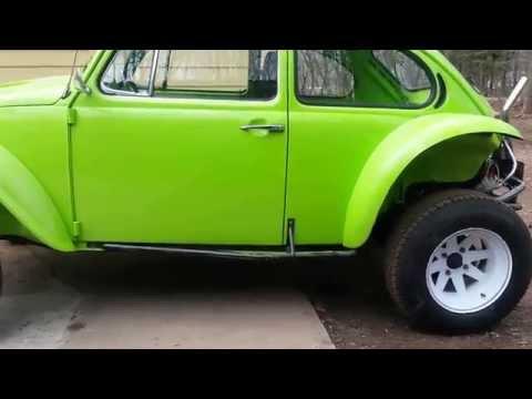 My 73 baja bug