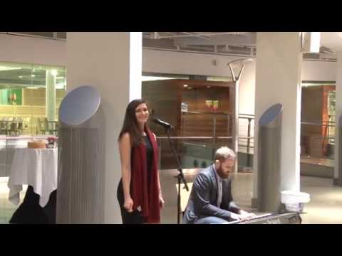 Fly me to the moon Live @ European Commission (Berlaymont)