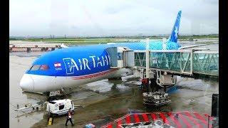 Flight Report A R TAH T  NU  Paris ✈ Los Angeles Boeing 787-9 Premium Economy