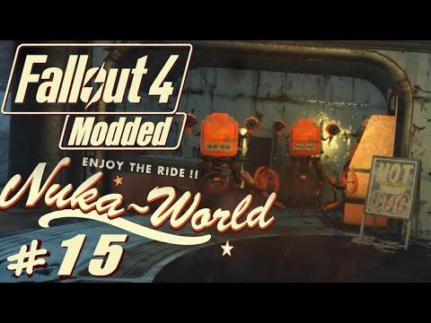Fallout 4 Nuka World modded #15